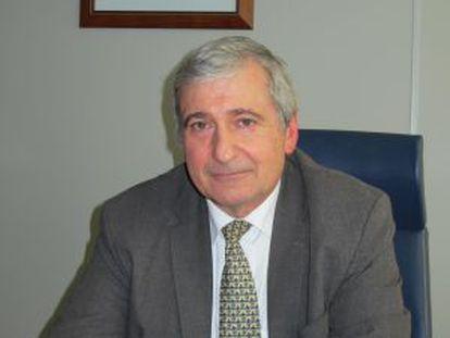 El nuevo juez del Tribunal Superior de Justicia valenciano, Antonio Ferrer.