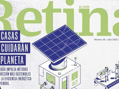 Las casas que cuidarán del planeta, este sábado en la Revista Retina