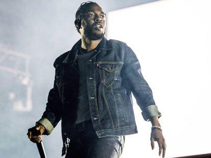Kendrick Lamar en el Festival d'ete de Quebec
