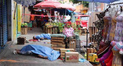Dos hombres asesinados este año en Acapulco.