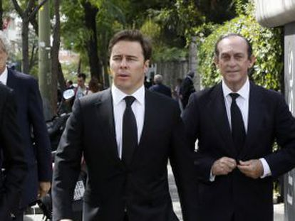 Dimas Gimeno Alvarez, nuevo hombre fuerte de El Corte Inglés.