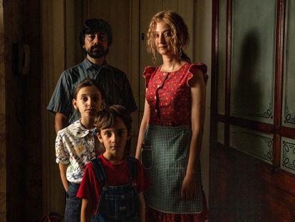 Luigi Lo Cascio y Alba Rohrwacher, en 'Lazos'. En el vídeo, tráiler de la película.