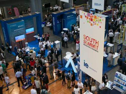 Aspecto de la última edición del Sout Summit.
