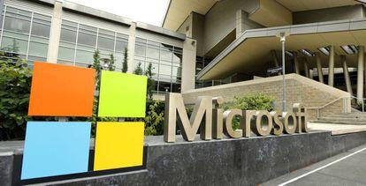 Sede de Microsoft en Redmond (Washington, EE UU).