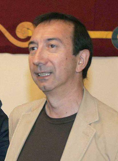 Tomás Sánchez Santiago.