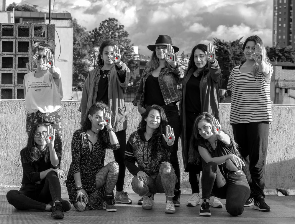 El colectivo RecSisters, mujeres reeducando a la industria audiovisual en Colombia