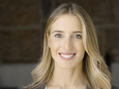 Andrea Barber, fundadora y CEO de Rated Power