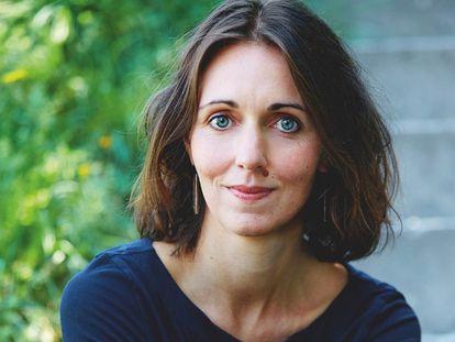 La escritora alemana Daniela Krien.