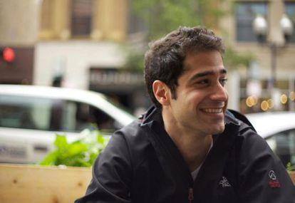 Kayvon Beykpour, fundador y consejero delegado de Periscope.