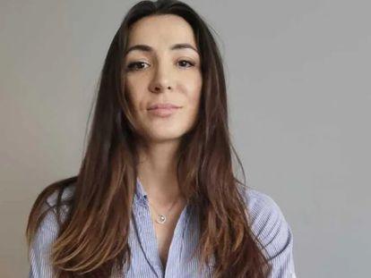 Magdalena Szuszkiewicz, gerente para España de la empresa emergente Gorillas.
