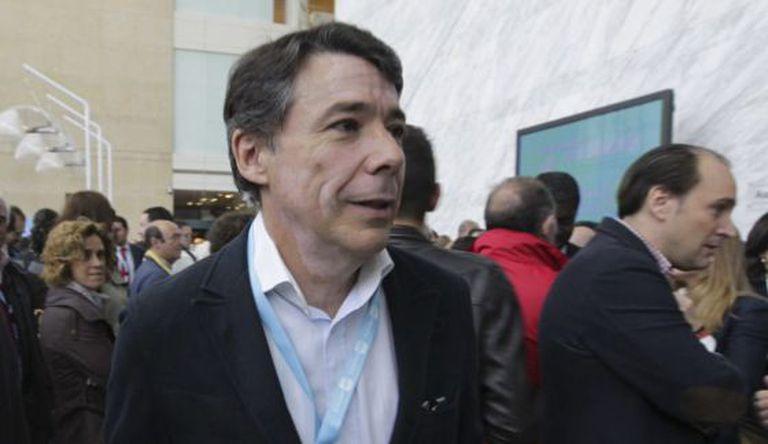 Ignacio González, expresidente de la Comunidad de Madrid, en una imagen de archivo.