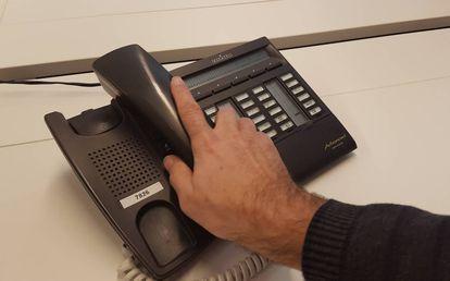 La nueva numeración solo afecta a la telefonía fija.