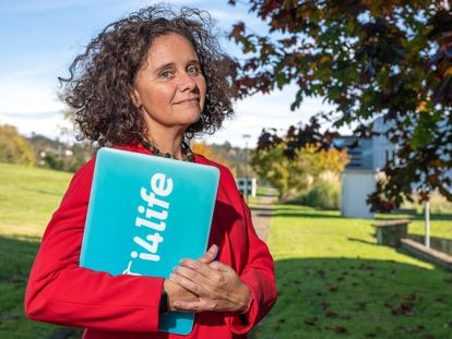 Marían García, fundadora de i4Life.