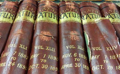 Los artículos de 'Nature' desde 1869 se podrán leer en la web de EL PAÍS.