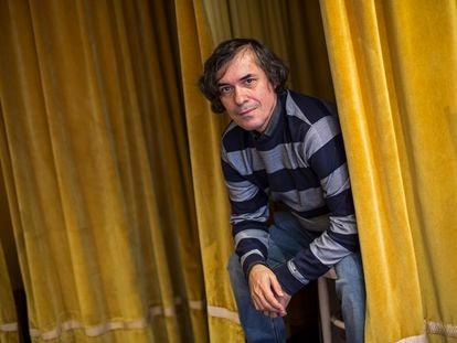 El escritor rumano Mircea Cărtărescu.