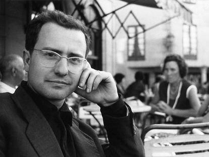Jordi Fornas, en Barcelona en los años sesenta.