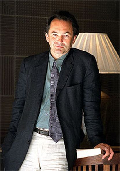 Gilles Kepel, en Madrid en 2001.