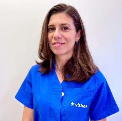 Pilar Bas, neonatóloga.