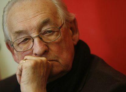 El director polaco Andrzej Wajda, en una imagen de 2008.