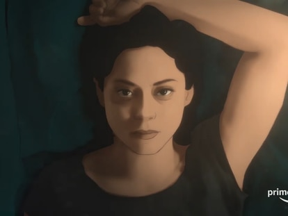 Alma, protagonista de 'Undone'.