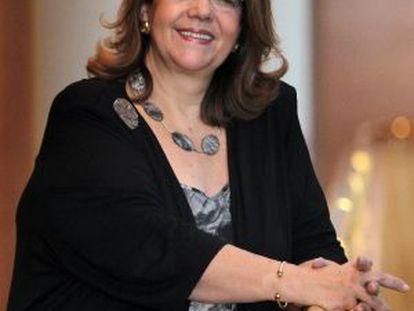 La diputada del PP Elvira Rodríguez.