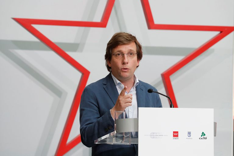 José Luis Martínez-Almeida, en una imagen de archivo.
