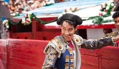 Óscar Jaenada, en 'Cantinflas'.