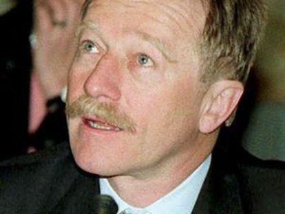 El gobernador del Banco Central de Luxemburgo, Yves Mersch.