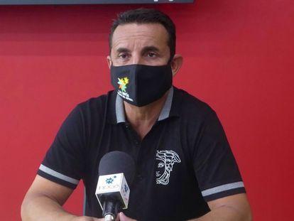 El alcalde de La Nucía (Alicante), Bernabé Cano (PP).