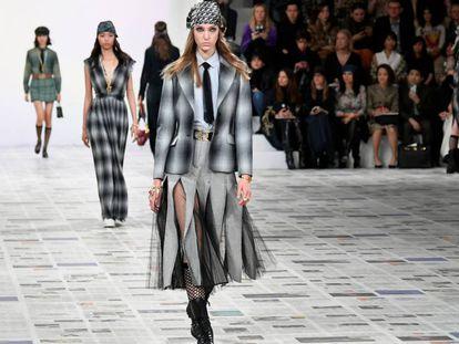 Las propuestas de Maria Grazia Chiuri para Dior en París.