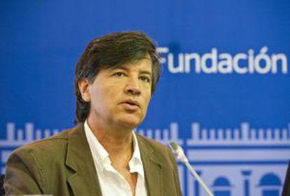 El investigador de la Universidad de Oviedo Carlos López Otín