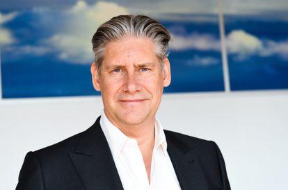 El consejero delegado de EasyJet, Johan Lundgren.