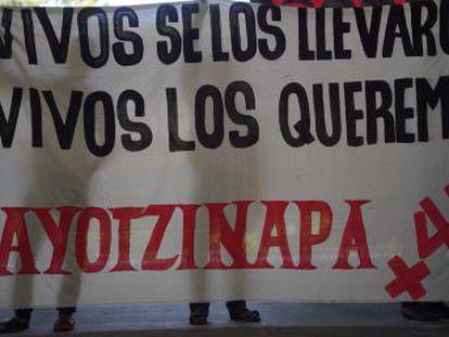 Las instituciones internacionales reiteran al Gobierno de México la necesidad de pasar página de la tesis sobre la desaparición de los 43 estudiantes