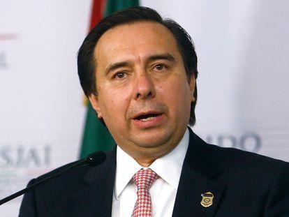 Tomás Zerón en una imagen de enero de 2015.