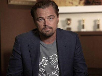 Leonardo DiCaprio, en julio de 2017.