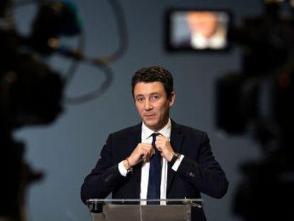 La dimisión de Griveaux, candidato a la alcaldía de París, despierta el fantasma de una 'americanización' de la vida pública