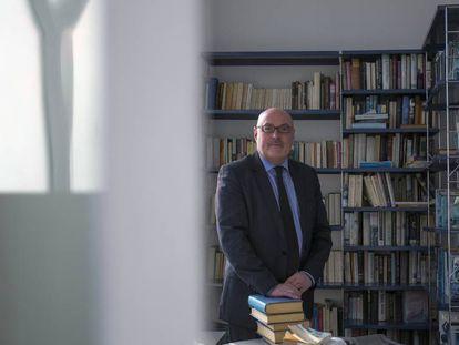 Daniel Fernández, presidente de CEDRO.
