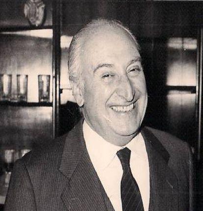 Ramón Villanueva, embajador de España.