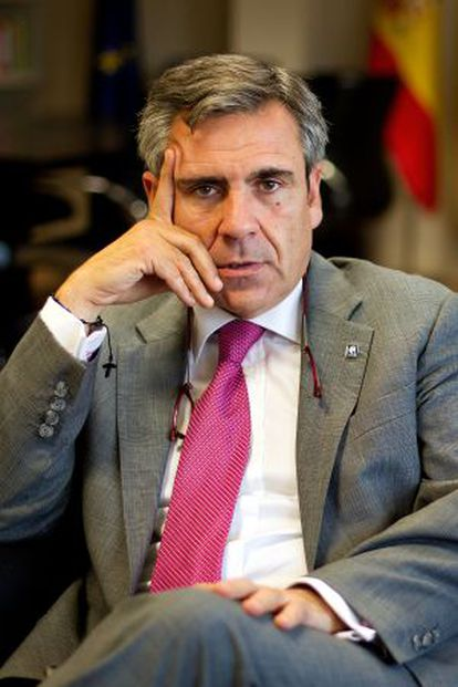 Daniel de Alfonso, responsable de la Oficina Antifraude de Cataluña.