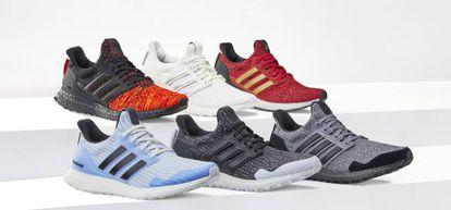 Zapatillas Ultraboots x Juego de Tronos, de Adidas.