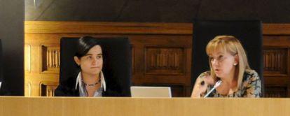 Reunión en la Diputación de León de alcaldes afectados por el apagón digital.