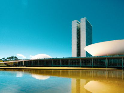 Congreso Nacional de Brasil, en Brasilia.