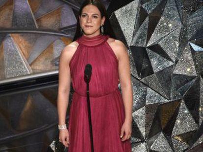 La protagonista de  Una mujer fantástica , ganadora del premio a Mejor película extranjera, tiene una difícil historia detrás