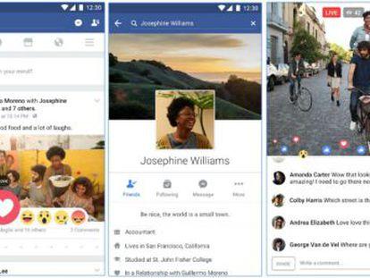 Cuatro de ellas son de Facebook y actúan como  parásitos  porque consumen batería, memoria y datos en segundo plano