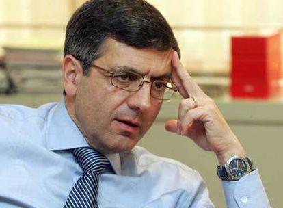 Francisco Román, consejero delegado de Vodafone España.