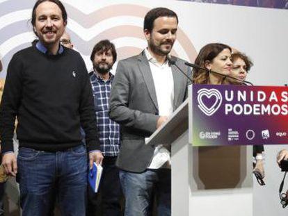 La formación de Iglesias se mantiene a la espera de que Sánchez confirme si se va a sentar a negociar