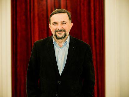Sergio Vila-Sanjuán, en una imagen remitida por el Ministerio de Cultura y Deporte.