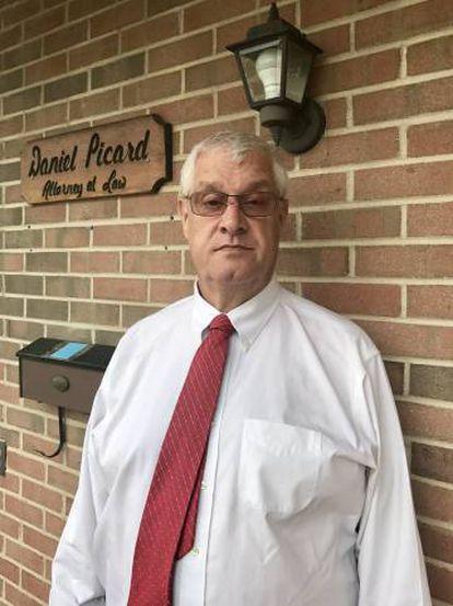 El concejal de Middletown Daniel Picard. / J.M.A