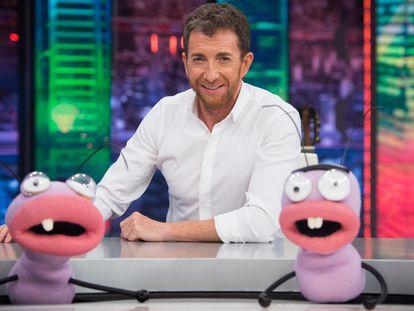 Pablo Motos, presentador de 'El hormiguero'.