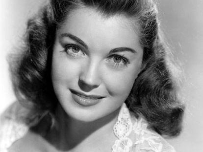 La actriz Esther Williams, retratada en 1946.